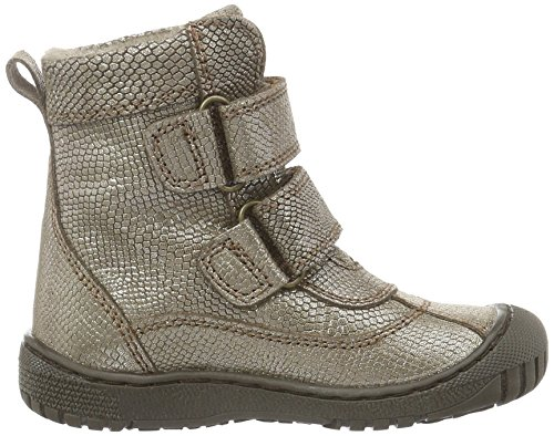 Bisgaard Shoe with lace, Sneakers basses fille Marron (309-1 Bronze)