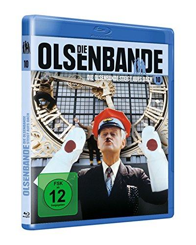 Die Olsenbande 10: ...steigt aufs Dach [Blu-ray]