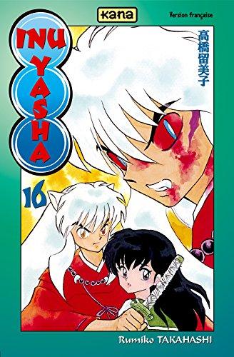 Inu Yasha Vol.16 par TAKAHASHI Rumiko