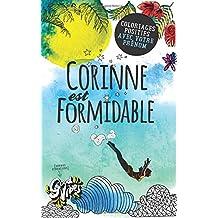 Corinne est formidable: Coloriages positifs avec votre prénom