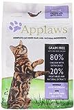 Applaws Katze Trockenfutter Hühnchen & Ente, 1er Pack (400 g)