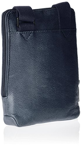 Piquadro Ca3084p15s, sac bandoulière Bleu