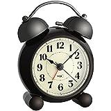 TFA 60.1014 - Reloj despertador electrónico, color negro