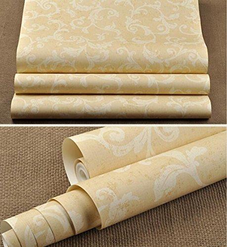 Sucastle®,Moderner Luxus Tapeten, Europäischen einfach Wallpaper (Vorhänge Schlafzimmer Sparkly)