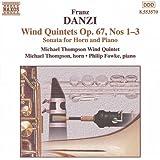 Wind Quintets, Op. 67, Nos. 1-3