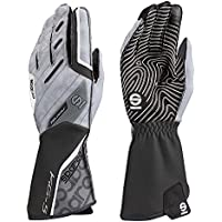 Sparco 00255213NR Guantes, Negro, 13