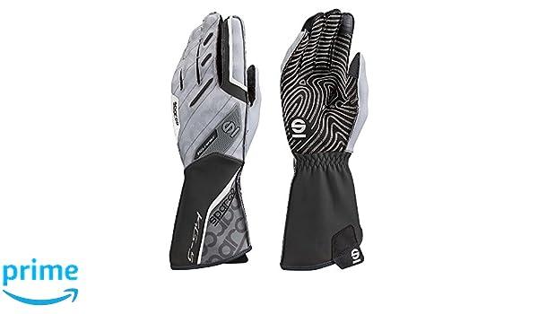 Sparco 00255304VF Handschuhe Spur Kg-3 Tg Gr/ün 04