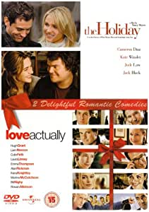 The Holiday / Love Actually [2 DVDs] [UK Import]