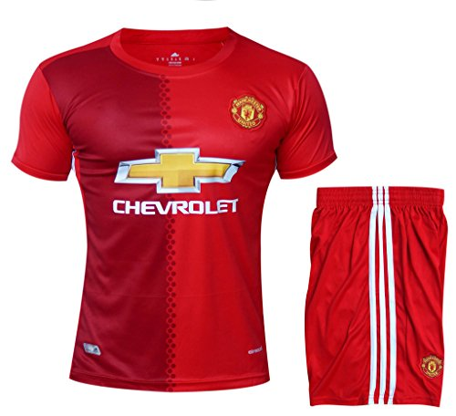 manchester-united-fc-maillot-domicile-rouge-nouvelle-saison-2016-2017pour-enfant-football-moyen-red