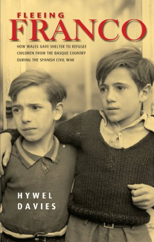 Fleeing Franco: How Wales Gave Shelter to Refugee Children from the Basque Country During the Spanish Civil War