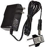 HQRP 24V Adattatore / Alimentatore per Electro-Harmonix Q-tron Plus Q-tron+, Classic Microsynth, Stereo Polychorus, Stereo Polyphase, The Worm