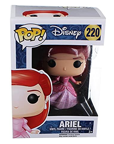 Disney's The Little Mermaid POP Vinyl Figure: Ariel (Non-Transparent Glitter Variant)