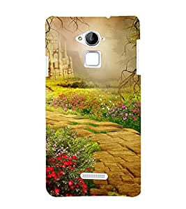 SCENERY Designer Back Case Cover for Coolpad Note 3