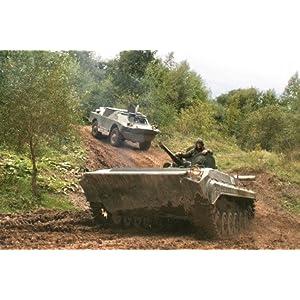 NoLimits24 Erlebnisgutschein - Panzer fahren SPW + BMP in Königsee (Thüringen, Deutschland)