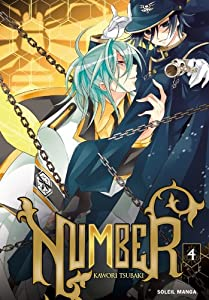Number Edition simple Tome 4