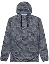 Columbia Homme Veste Coupe-vent Imperméable, CHALLENGER, Polyester, 1714291