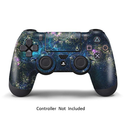 Skins for PS4 Playstation 4 PS4 Games Stickers Custom Controllers Decals Dualshock 4 Controller Skins Protective PS4 Accessories Vinyl Stickers for Sony PS4 Wireless Remote Play Controller Decal Universe [ Controller Not Included ] by GameXcel ® -