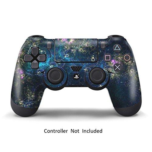 Ps4 pelli playstation 4 adesivi giochi ps4 joystick ps4 controller dualshock 4 vinile decalcomanie - universe