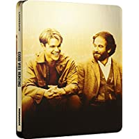 Good Will Hunting Steelbook, Blu-Ray, Zavvi Exclusive Limited Edition, Zavvi exklusiv!; Limitiert auf 2.000 Exemplare!, ohne deutschen Ton, Uncut, Reion B