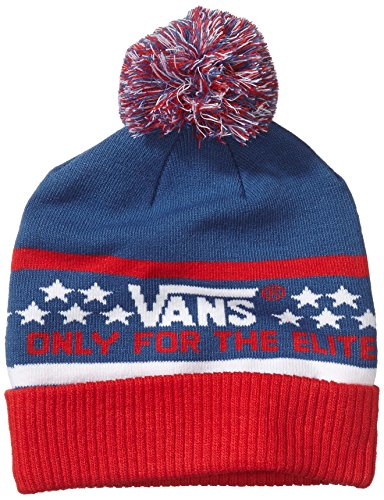 Vans Elite Bonnet pour homme Rouge - Red/White/Blue