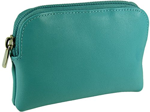 small-soft-leather-credit-card-holder-and-coin-zip-purse-aqua-blue