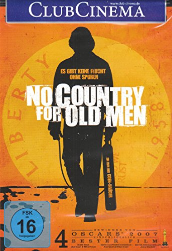 Dvd Men Mystery (No Country for Old Men)