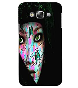 SAMSUNG GALAXY GRAND 3 BEAUTIFUL GIRL Designer Back Cover Case By PRINTSWAG
