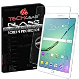 TECHGEAR GLASS Edition fits Samsung Galaxy Tab S2 9.7 Inch (SM-T810 / SM-T815) - Genuine Tempered Glass Screen Protector Guard Cover