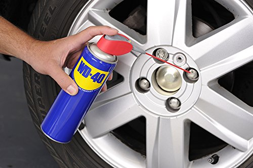 WD-40 WD40 Lot de 2 lubrifiants double action 500 ml