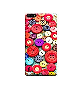 Ebby Premium Designer Back Cover for Huawei Honor 6 Plus (Designer Case)