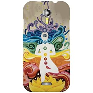 Micromax A117 Canvas Magnus - Keep Calm Matte Finish Phone Cover