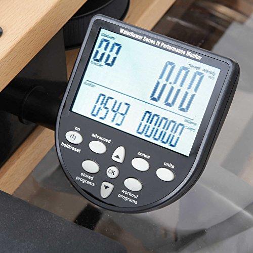 51 twdWkIkL. SS500  - Waterrower Beech Rowing Machine with S4 monitor