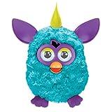 Furby - A40341010 - Jeu Electronique - Hot - Sea Violet - Turquoise/Violet