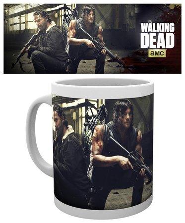 the-walking-dead-hunt-daryl-rick-walkers-amc-officiel-nouveau-boxed-tasse-a-cafe