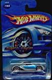 Hot Wheels 2006-144 Bugatti Veyron Bue/Silver 1:64 Scale *NOT* FTE