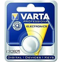 Varta CR2025 - Pack de 1 pila (Litio, 3V, 170 mAh)