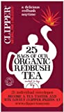 Clipper Organic Rooibos Tea Caffeine-free with Antioxidants Teabags Ref A06953 - Pack 20