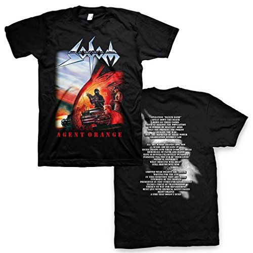 Sodom Agent Orange T-Shirt (T-shirt Agent Orange)