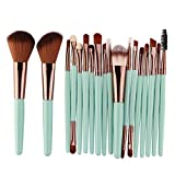 15/18PC/Pack Pennelli per il trucco Set attrezzo Podwer cosmetici eye shadow Foundation arrossire bellezza di miscelazione compongono Maquiagem spazzola LC 5444