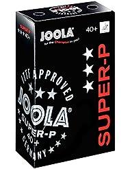Joola bola Super-P 3 estrellas 6, Opciones 3XL, negro