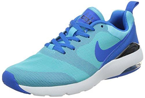 Nike Air Max Wmns Siren, blanc sommet / lyon Blue-laser Crimson-sl, 6 nous blue