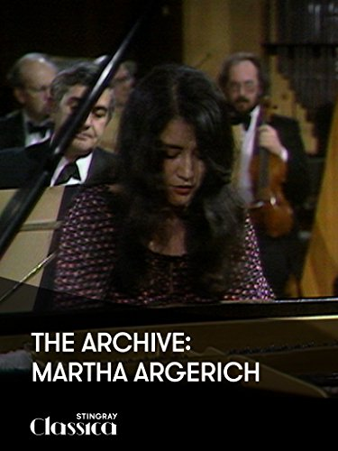 The Archive: Martha Argerich