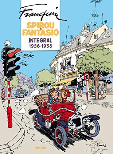 Spirou y Fantasio Integral 5: Franquin (1956-1958)