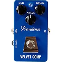 Providence VLC-1 Velvet Comp · Pedal guitarra eléctrica