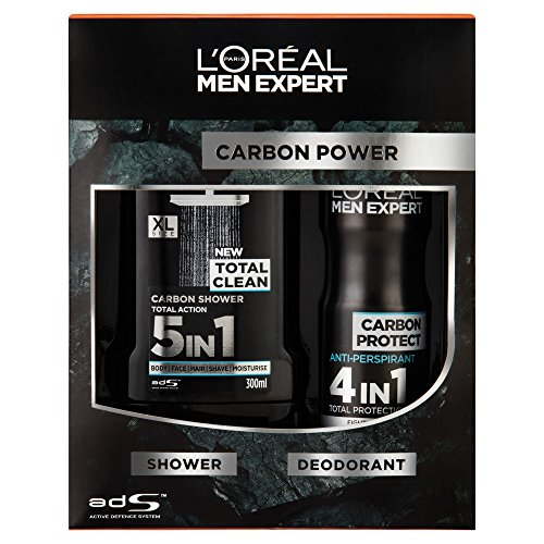 Image of L'Oreal Men Expert Carbon Power Gift Set