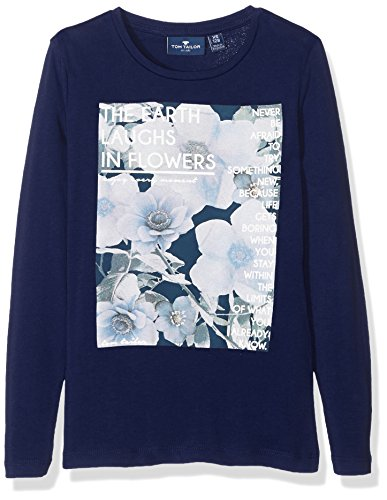 tom-tailor-kids-longsleeve-with-flowers-maglia-a-maniche-lunghe-bambina-blu-cosmos-blue-128