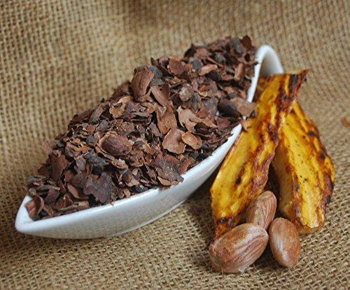 Naturix24 - Kakaoschalen geschnitten - 500 g Beutel