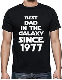 1977, Best Dad, cadeau homme t shirt, meilleur papa t shirt, homme anniversaire tshirt
