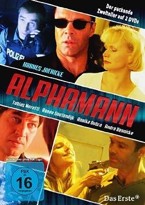 Alphamann - Der packende 2-Teiler mit Hannes Jaenicke (Pidax Serien-Klassiker) [2 DVDs]