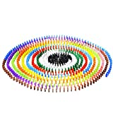 #8: Generic Imported Authentic Standard Wooden 12 Colors Set, Multi Color (120 Pieces)